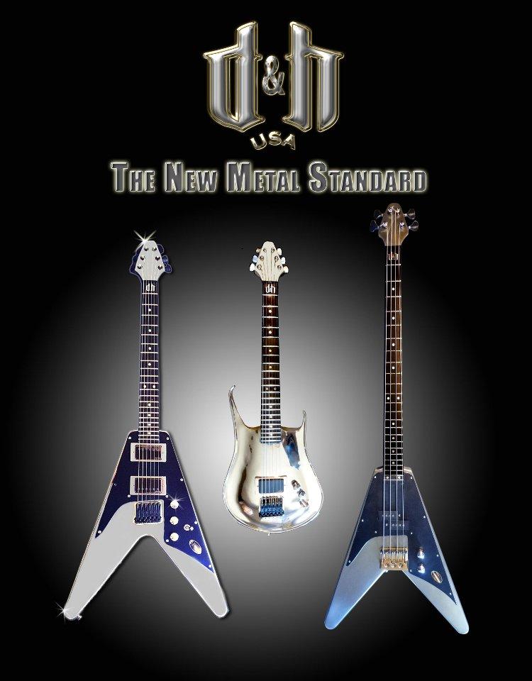 D&H-guitars