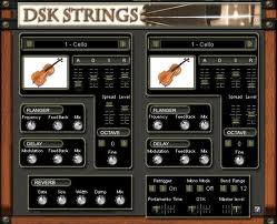 dsk-strings