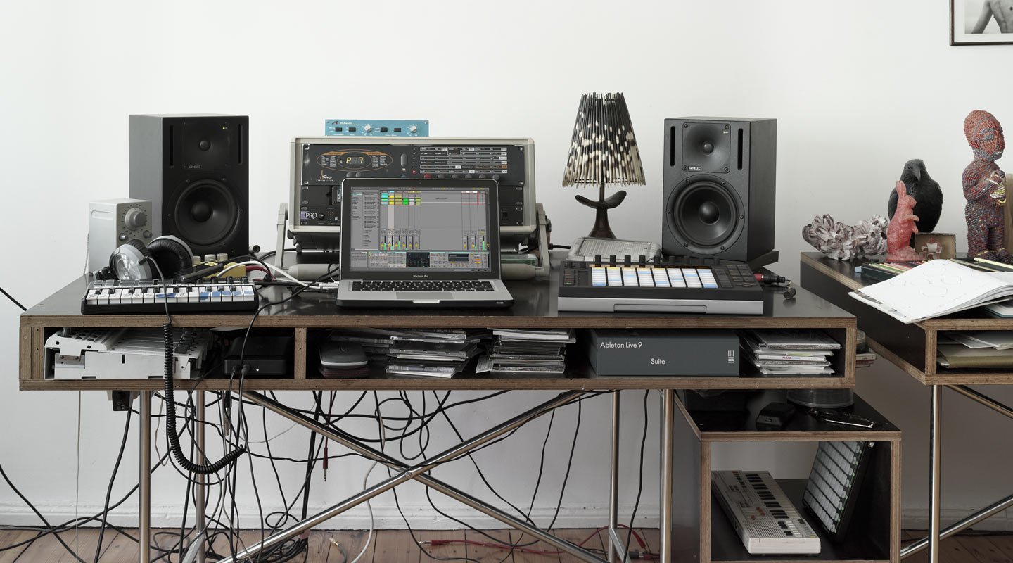 Ableton-Live9-Anfang