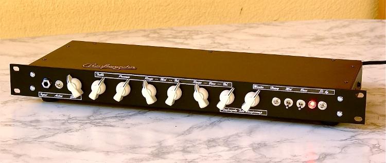 Reussenzehn-Basspreamp Mk7