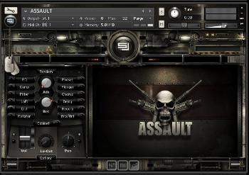 Sample Logic-ASSAULT_screen_1
