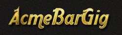 AcmeBarGig -Logo