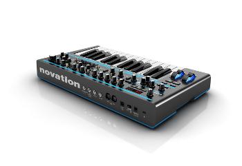 Novation-Bass-Station-II-Rear