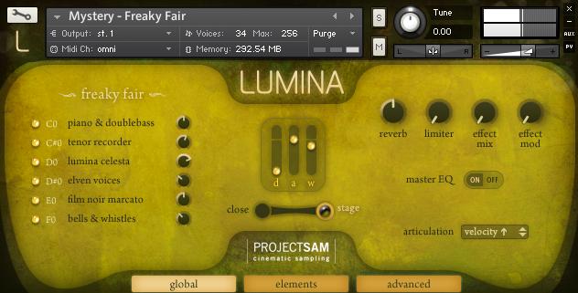 Projectsam_lumina_stories