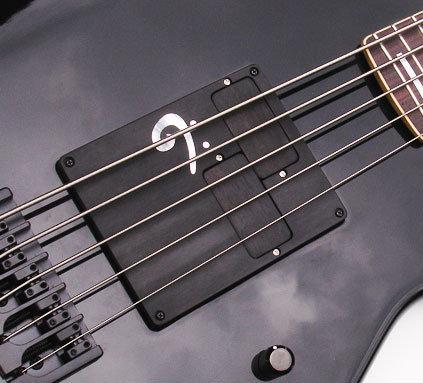 Ramp Bass Detail
