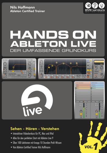 DVD Lernkurs-Ableton Live9