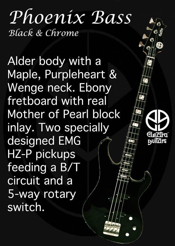 Electra-Phoenix Bass