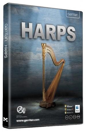 Garritan-Harps