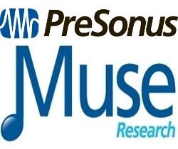 Muse-PreSonusLogo