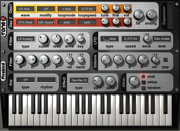 Tone2-firebird