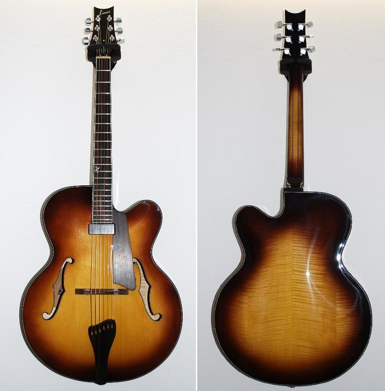 Linus Archtop