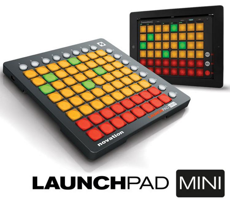 Novation-Launchpad-Mini-two
