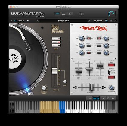 UVI-WS Scratch Machine copy
