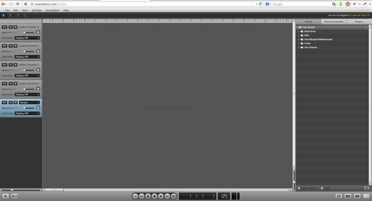soundation-studio