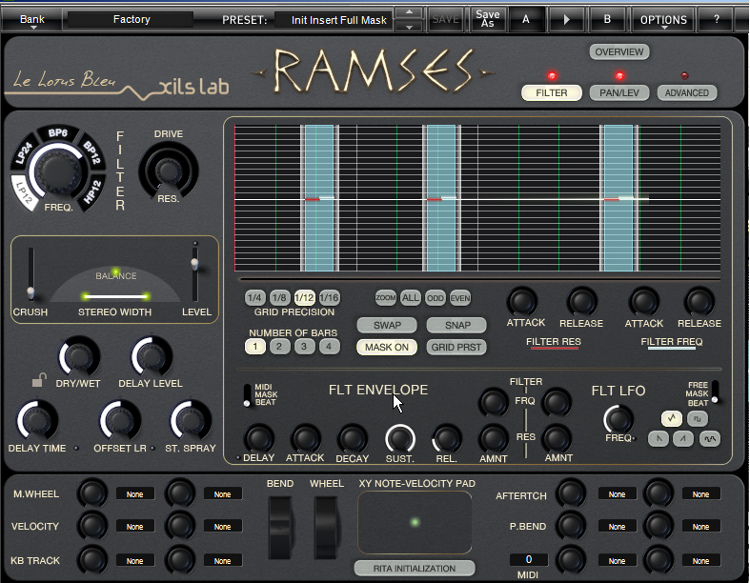 RAMSES_Filter