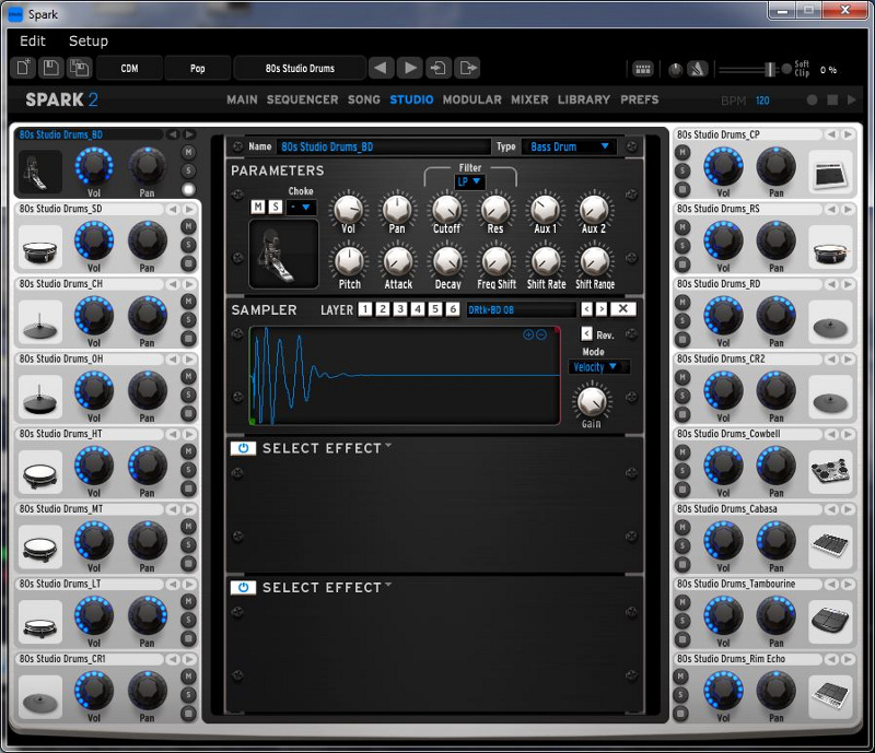 Spark2-studio