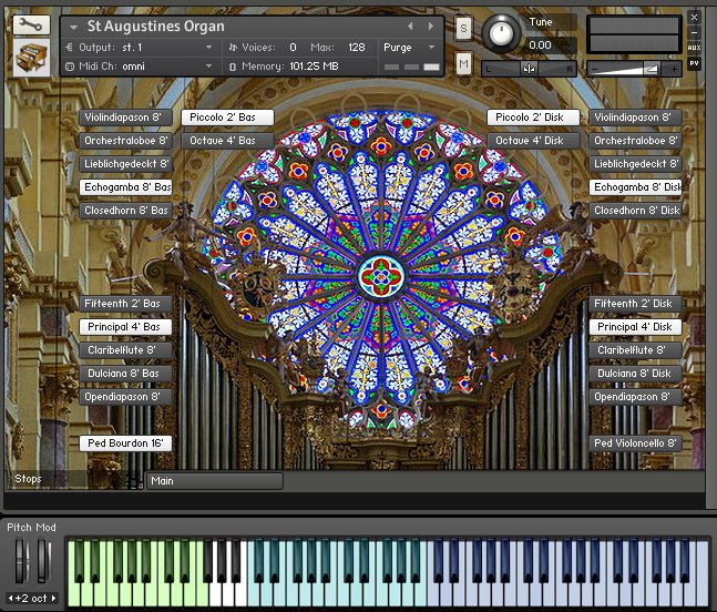 bigcat-St Augustines Organ