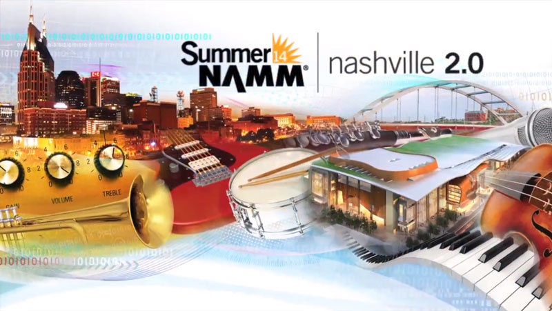 Summer-NAMM-2014