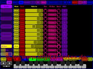 Stroke Machine Mix View Normal Color Scheme