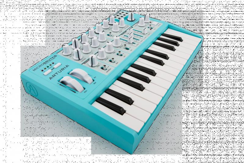 arturia-microbrute-blue