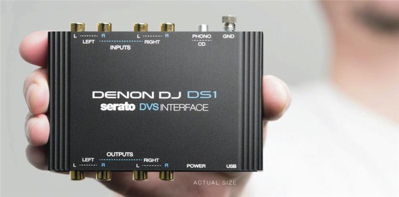 denon-DS1_Interface