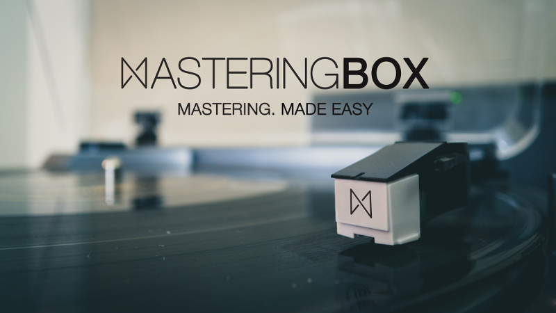 MasteringBOX markets meteoric online mastering application… for free