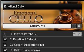 Emotional Cello - logo1