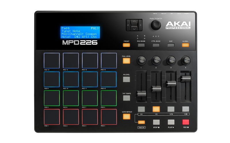 akai-MPD226