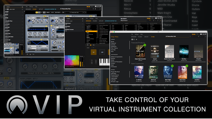 VIP Web Banner
