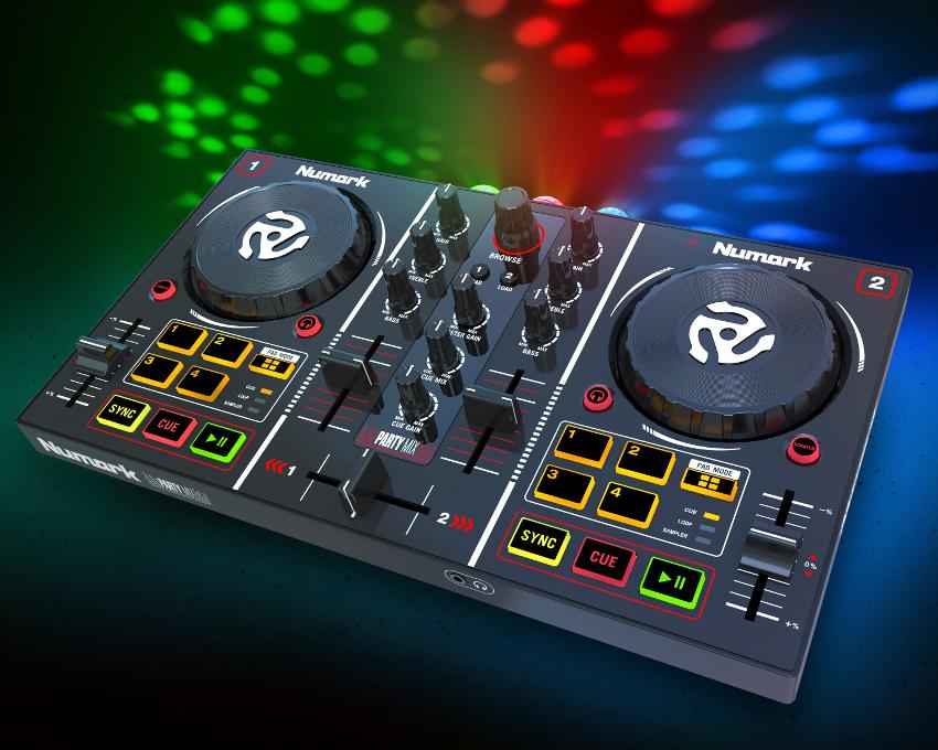 Numark-PartyMix
