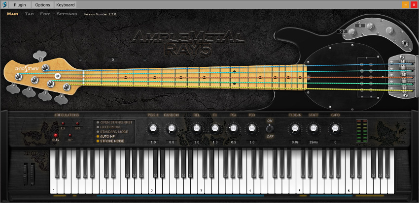 ample sound-amr-bass