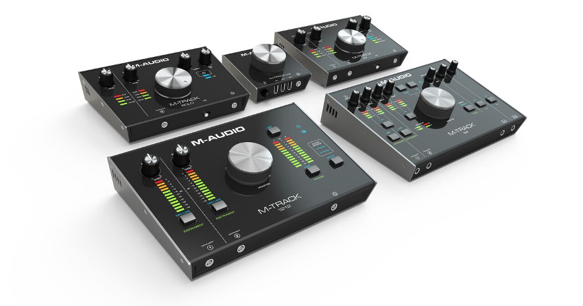 m-audio- M-Track_Series-neu