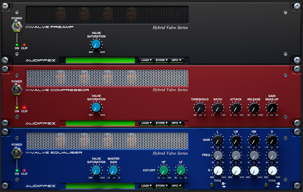 Audifield-inValve-Effects