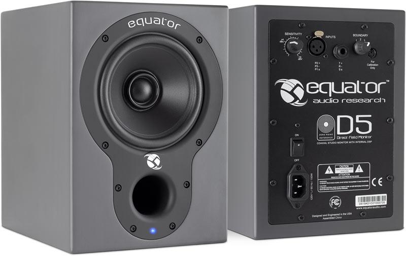Equator-Audio-D5-Front-&-Back-