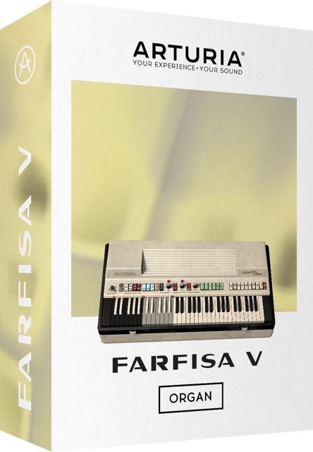 Arturia-farfisa-v-pack