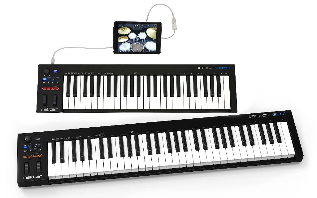 nektar-GX-keyboards