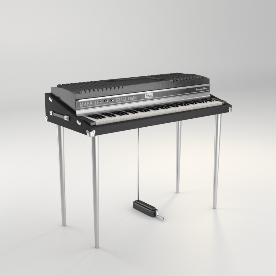 Pianoteq-rhodes Mark II