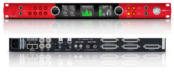 focusrite-red-8pre_rear