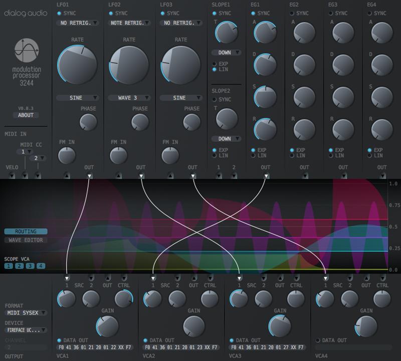 digitalaudio-modulation-processor
