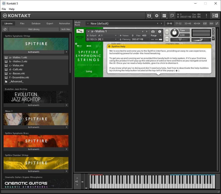Testbericht – Spitfire Symphonic Strings von Spitfire Audio