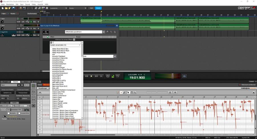 Testbericht – Mixcraft 8 Pro Studio von Acoustica – www