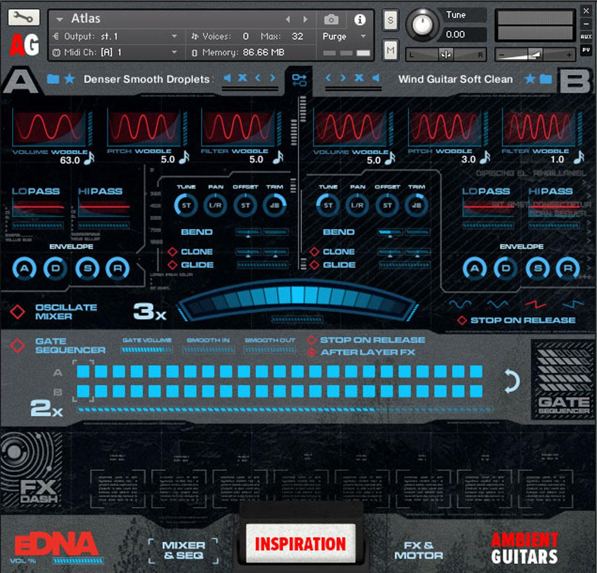 Spitfire Audio announces availability of AMBIENT GUITARS
